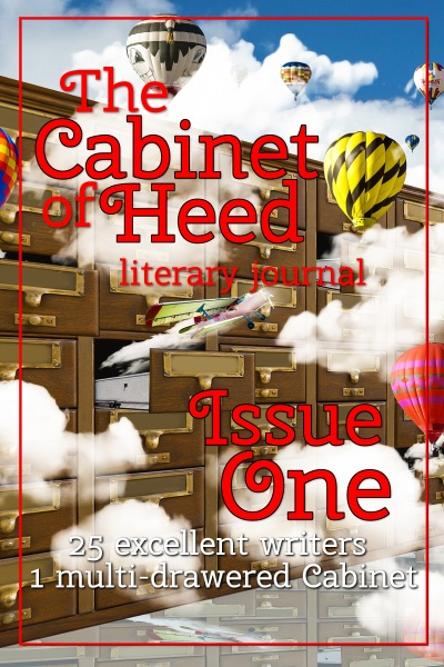 The Cabinet Of Heed Issue 00001 Cover