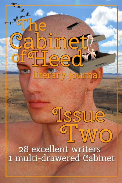 The Cabinet Of Heed Issue 00002 Cover
