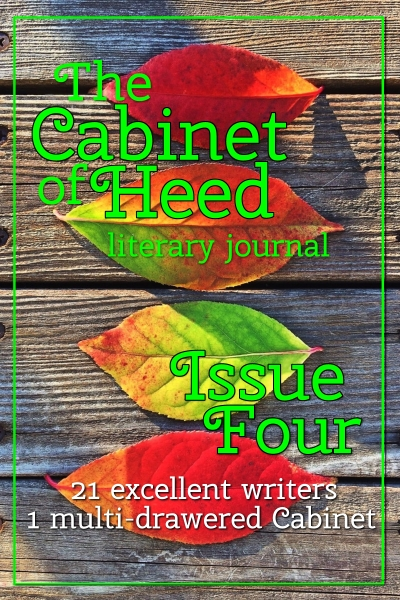 The Cabinet Of Heed Issue 04 Cover