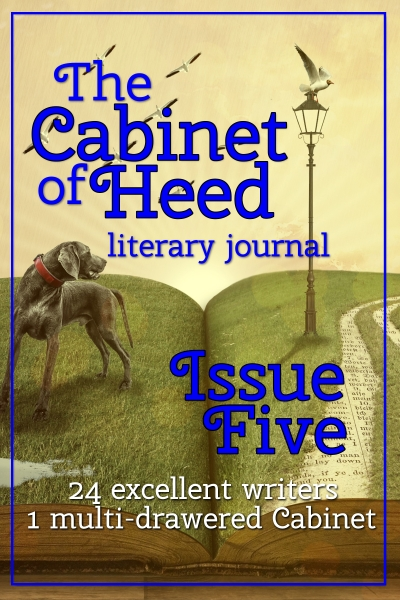The Cabinet Of Heed Issue 05 Cover