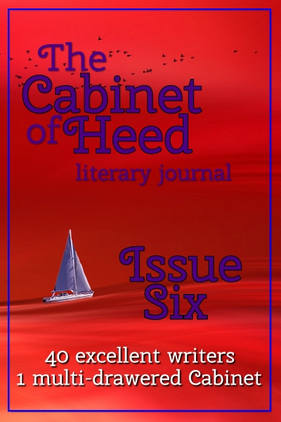 The Cabinet Of Heed Issue 06 Cover