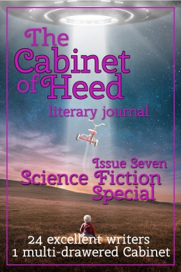 The Cabinet Of Heed Issue 07 SCIENCE FICTION SPECIAL Cover