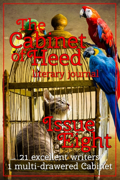 The Cabinet Of Heed Issue 08 Cover