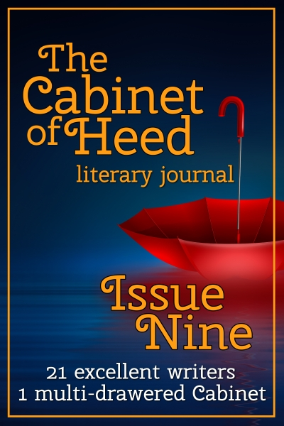 The Cabinet Of Heed Issue 09 Cover