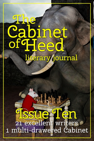 The Cabinet Of Heed Issue 10 Cover