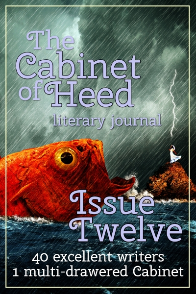 The Cabinet Of Heed Issue 12 Cover