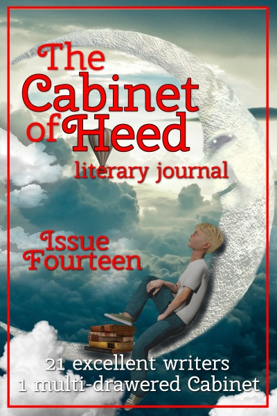 The Cabinet Of Heed Issue 14 Cover