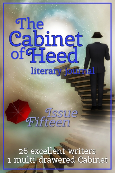 The Cabinet Of Heed Issue 15 Cover
