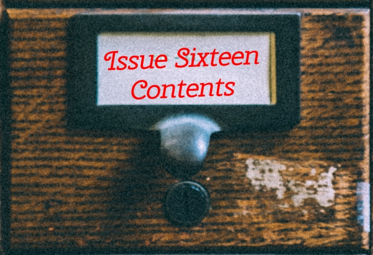 cabinet of heed contents issue 16