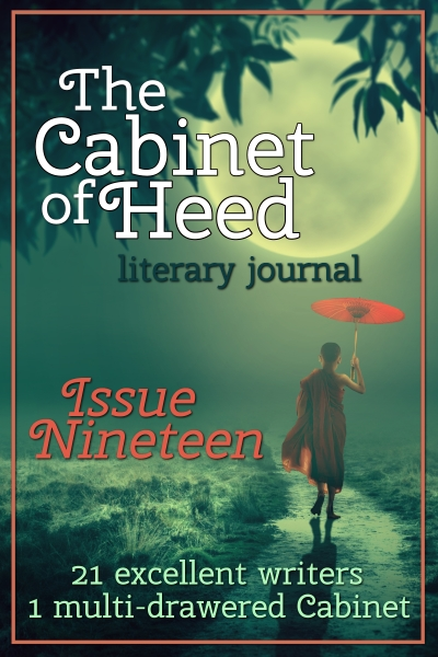 The Cabinet Of Heed Issue 19 Cover