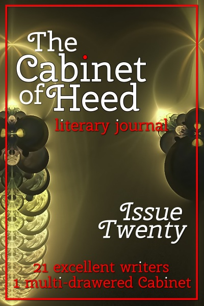 The Cabinet Of Heed Issue 20 Cover2