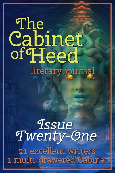 The Cabinet Of Heed Issue 21 Cover