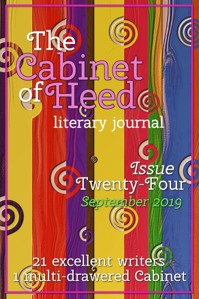 The Cabinet Of Heed Issue 24 Cover