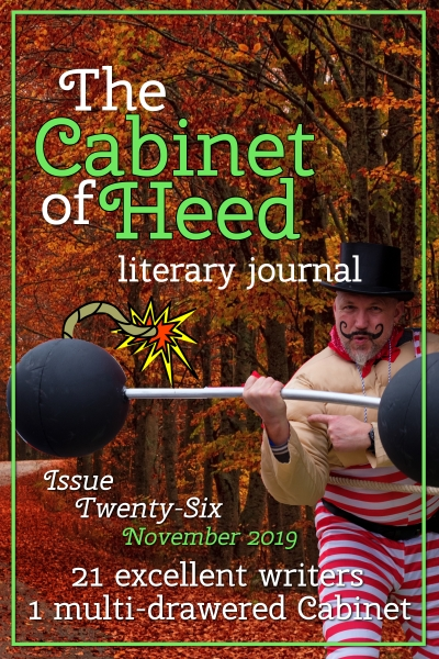 The Cabinet Of Heed Issue 26 Cover