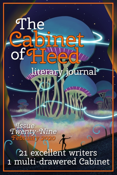 The Cabinet Of Heed Issue 29 Cover