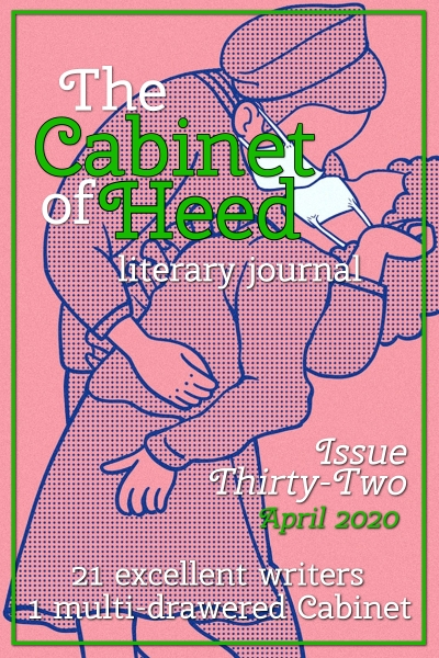 The Cabinet Of Heed Issue 32 Cover