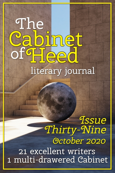 The Cabinet Of Heed Issue 39 Cover
