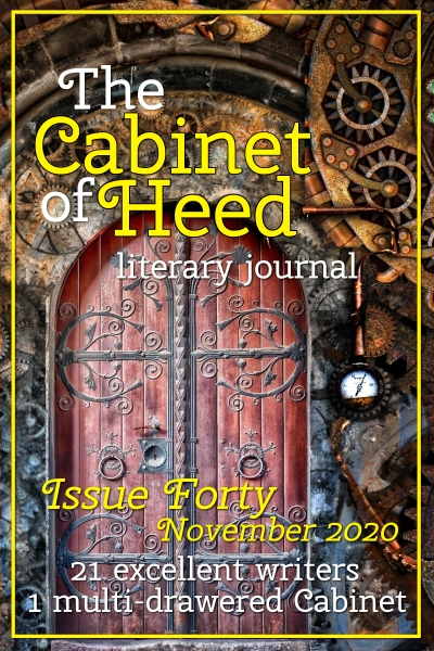 The Cabinet Of Heed Issue 40 Cover