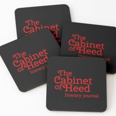 Cabinet Of Heed Coasters