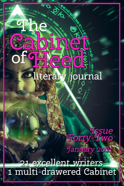 The Cabinet Of Heed Issue 42 Cover