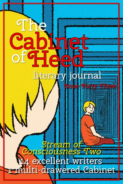 The Cabinet Of Heed Issue 43 Cover