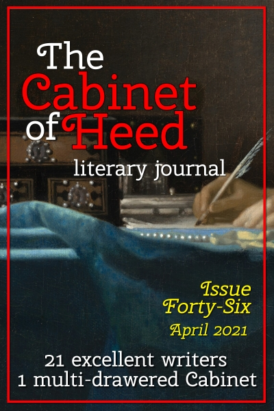 The Cabinet Of Heed Issue 46 Cover