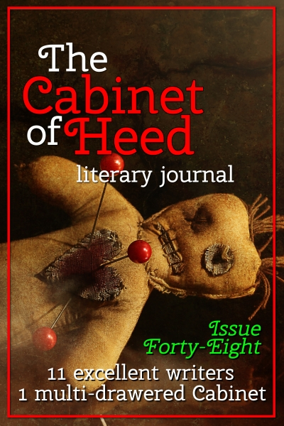 The Cabinet Of Heed Issue 48 Cover